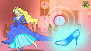 Золушка 👠 KONDOSAN На русском смотреть сказки для детей 2019 | Добрые сказки мультфильмы