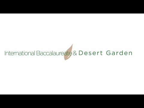 International Baccalaureate School Phoenix, AZ:  Desert Garden Montessori