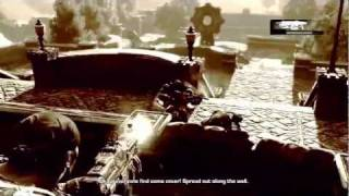 Gears of War 3: Walkthrough - Part 1 [Act 1] - Intro - Let