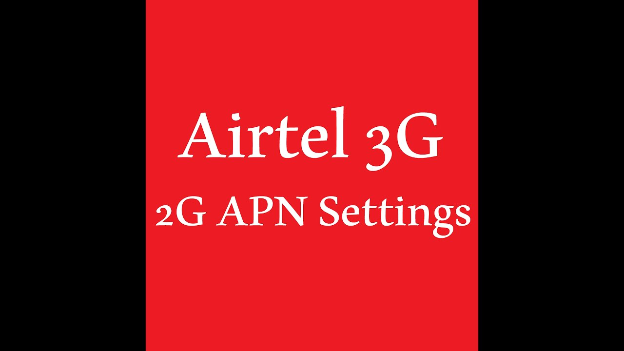 How to Configure Airtel Sim Card for Browsing in 2019▷ Legit ng