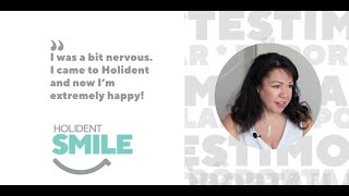 """I was a bit nervous. I came to Holident and now I'm extremely happy!"" -VK McAleer Holident Fethiye"