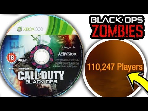 Call of Duty Black Ops 1: 7 YEARS LATER! (100,000+ Players Online!)
