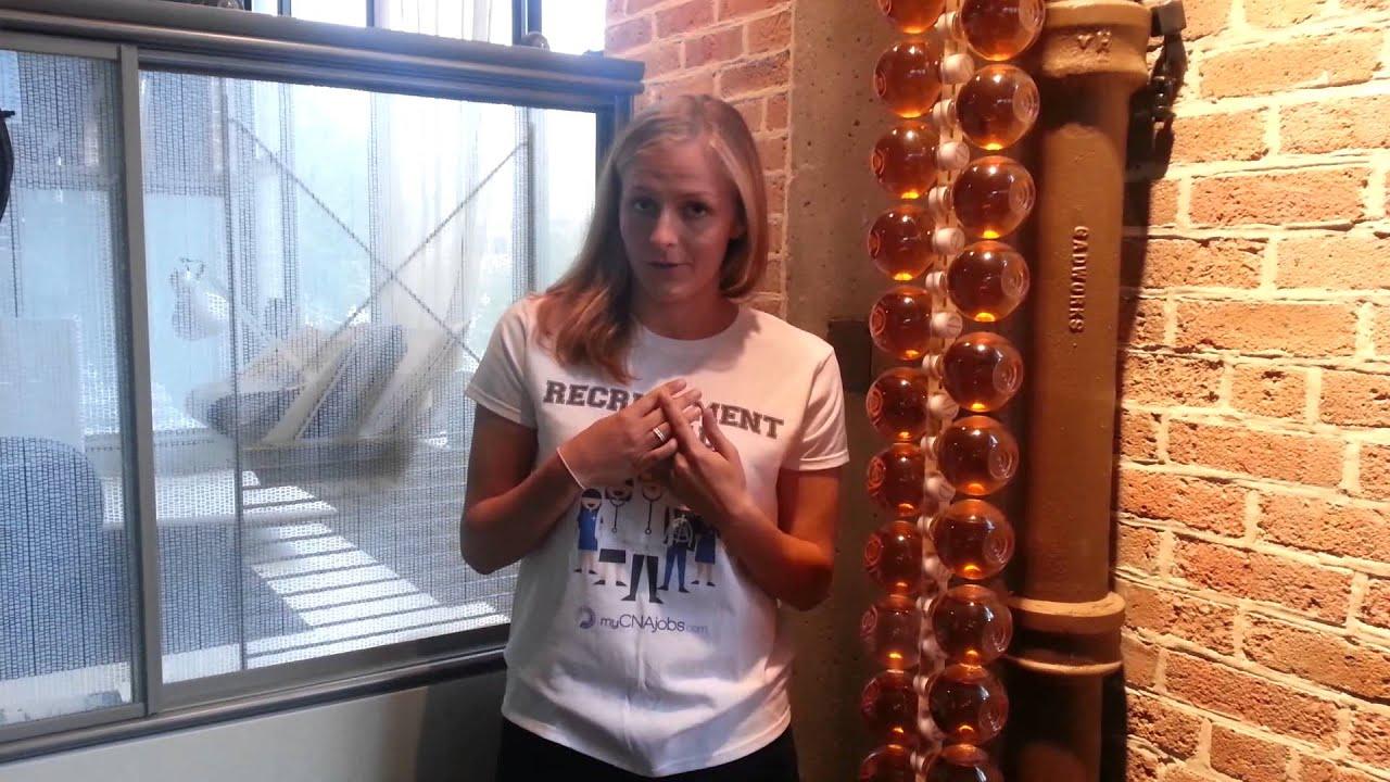 cna job interview tips mycnajobs vlog post 1 youtube