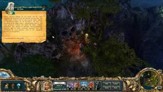 Let's Play King's Bounty Warriors of the North [057] Finsternager und die Orks
