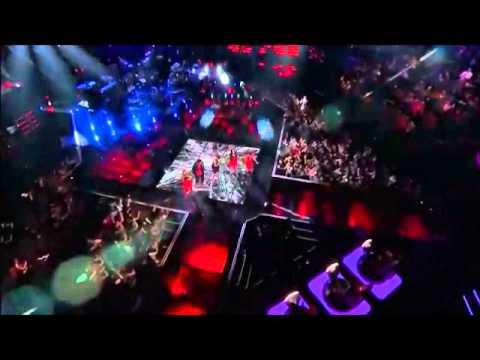 The Voice Team Christina: Like a Prayer Season 8