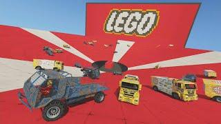 SI CAES PIERDES DE LEGO!! VUELVO A LA INFANCIA! - GTA V ONLINE