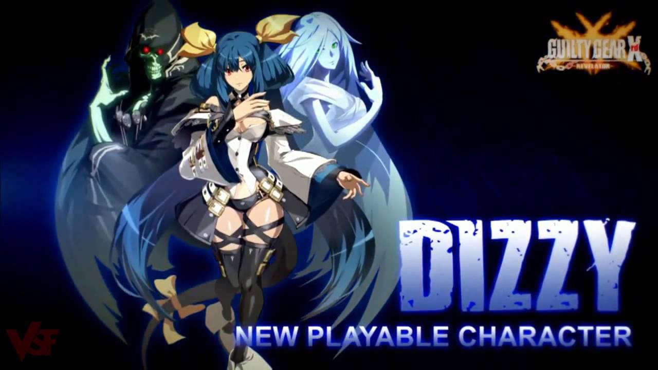 Guilty Gear Xrd Revelator Dizzy Trailer Youtube