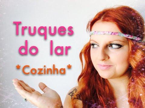 TRUQUES DO LAR - *COZINHA* - 10 dicas