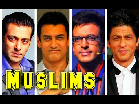 Top 50 Bollywood Muslims Actors 2017