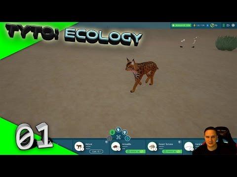 Tyto Ecology - Unser eigenes Ökosystem [Let's Play][Gameplay][German]