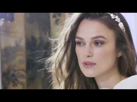 BTS - Shooting KEIRA KNIGHTLEY for HARPERS BAZAAR UK DEC 2016