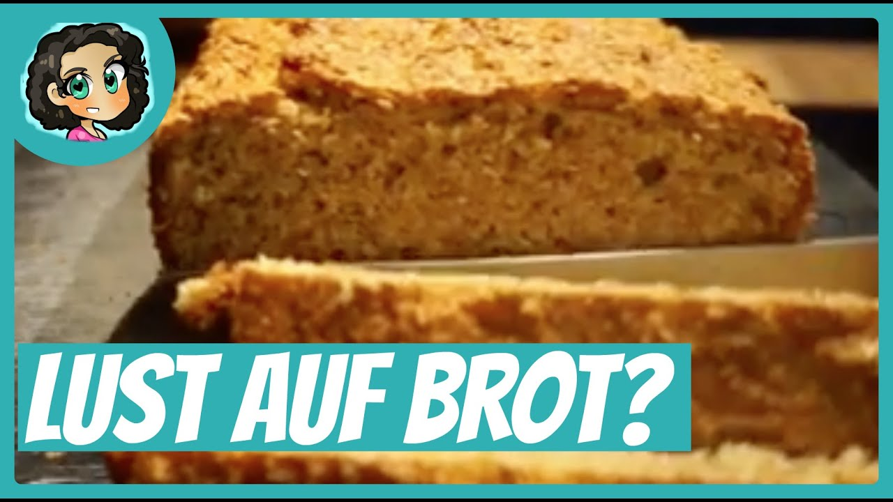 Low Carb Brot Backen Dukan Diat Rezept Youtube