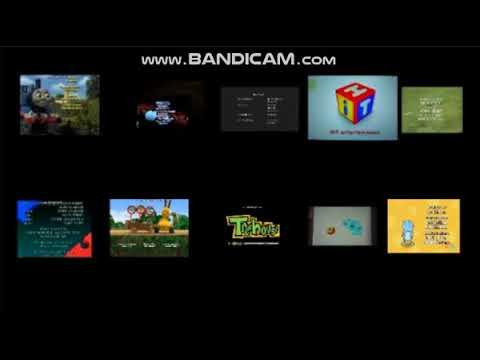 Blue's Clues, Bob, DT, LHOTP, ML, MLP,  TPP, PDD, JJ, Rollplay and Thomas Ending Credits Remix Video