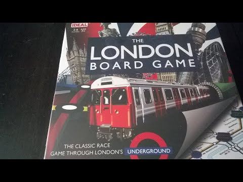 The London Board Game REVIEW