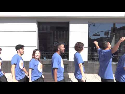 Provident Loan Society 120th Birthday Surprise Flash Mob In Bay Ridge, Brooklyn