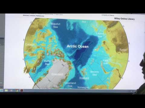 Arctic Ocean Sea-Floor Methane Farts: Part 1 of 3