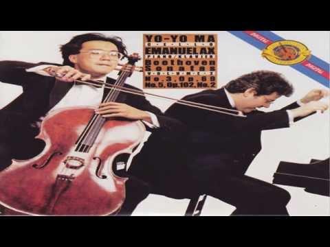 Beethoven: Complete Sonatas for Cello and Piano, Vol. 2 | Emanuel Ax, Yo-yo ma