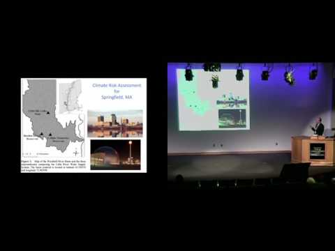 Casey Brown, Sustainable Water Management Under Climate Uncertainty