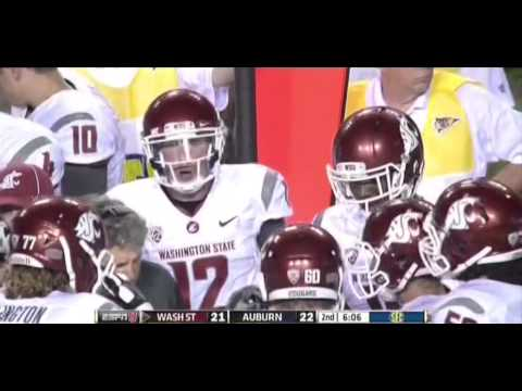 Washington State vs Auburn 2013