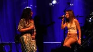 Carmen Navarro y Ángeles Muñoz (Camela) - TE SOÑARÉ (concierto en Algeciras)