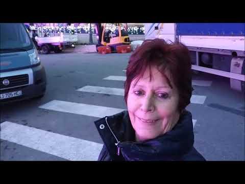 Marché de Noël 2018 a Monaco avec Martine