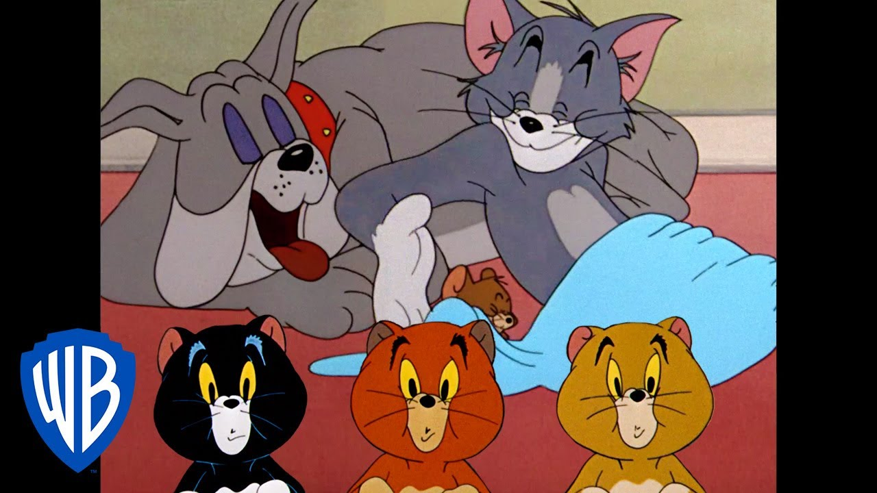 Tom & Jerry | Can They Ever Live in Peace? | Classic Cartoon Compilation | WB Kids