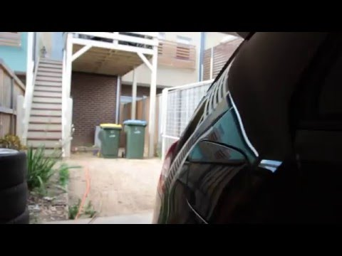 Volkswagen Golf R - Black Paint protection Melbourne
