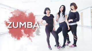 ZUMBA BURN FAT WITH GITA !!!!