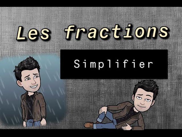 SIMPLIFIER DES FRACTIONS ET CALCULS - EXERCICES CORRIGÉS MATHS