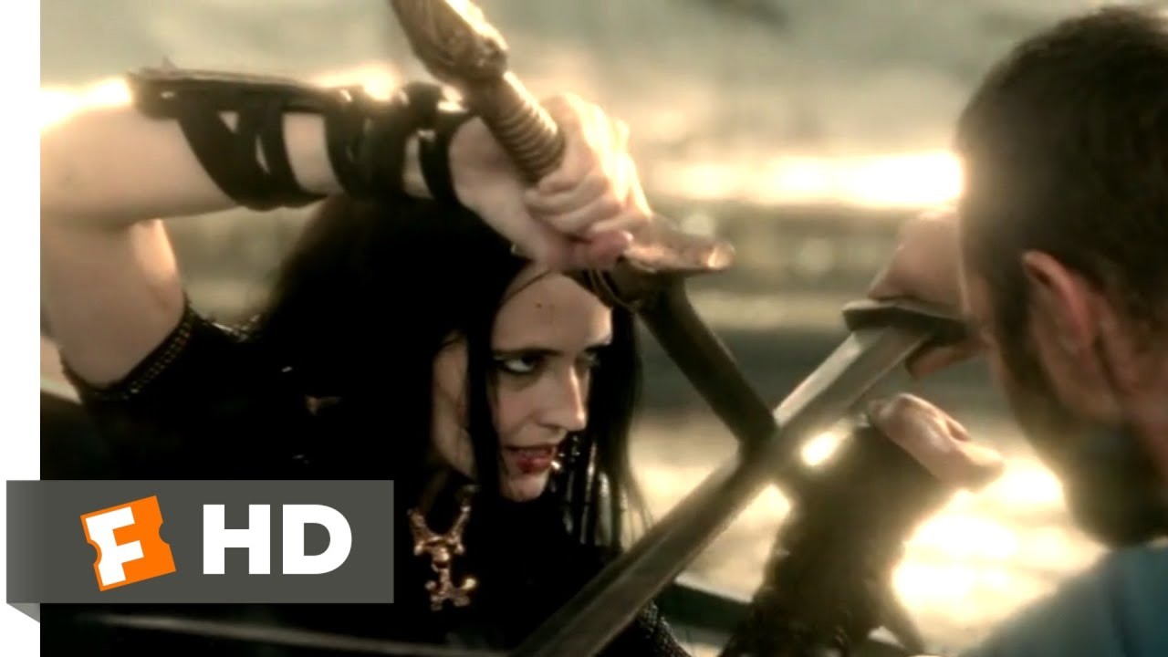 Download 300: Rise of an Empire (2014) - Surrender to Me Scene (9/10) | Movieclips