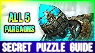 Skyrim Secrets - ALL 5 PARAGON Locations! (Chests, Enchanted Weapons & Armor + 10,000 GOLD!)