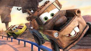 ★ New Adventure ★ CARS 2 ★ Kinect Rush: A Disney Pixar Adventure #01