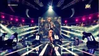 Véronic DiCaire X Factor show