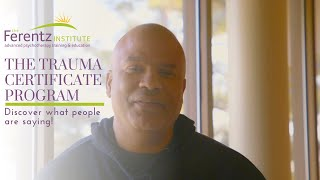 Trauma Training for Therapists - Continuing Education for Mental Health Professionals - Kevin Thorne