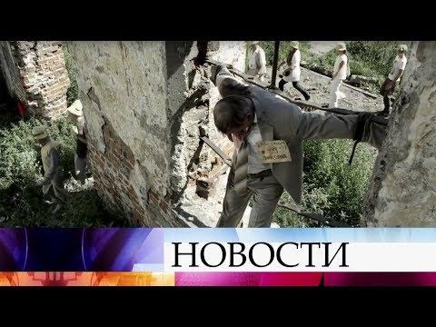 Премьера Первого канала - многосерийный детектив «Инквизитор».