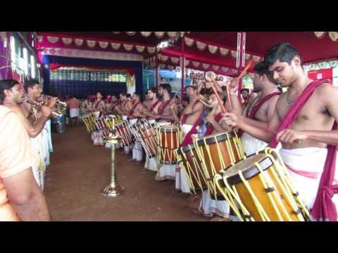 Panchari Melam - Anjaam Kalam - By Sooraj Olarikkara