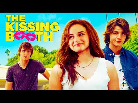 *THE KISSING BOOTH* IS A MODERN MASTERPIECE AND I WANT TO DIE 😘