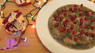 Праздничный Холодец 🎄 Новогодний рецепт 🎄 Christmas meat jelly