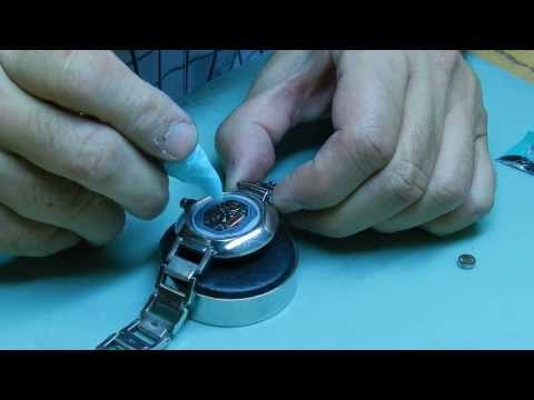 How to Install Battery on Kenneth Cole Watch