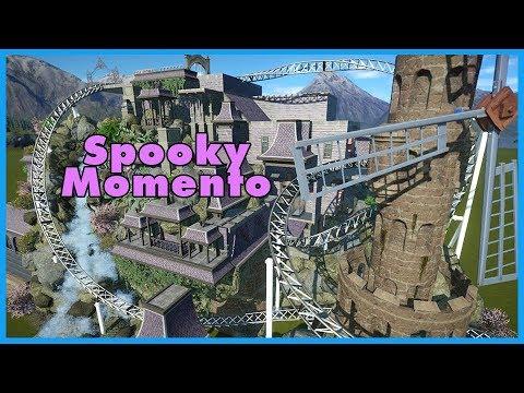 Just A Spooky Memento! Coaster Spotlight 456 | Contest Entry #PlanetCoaster