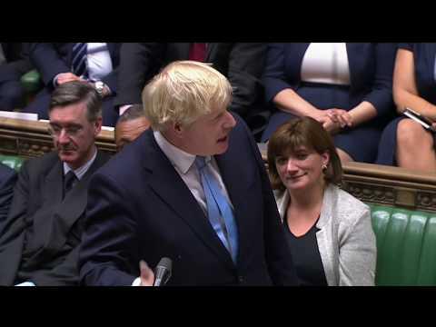 Live: MPs debate