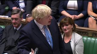 Live: MPs debate Boris Johnson's call for an early general election | ITV News