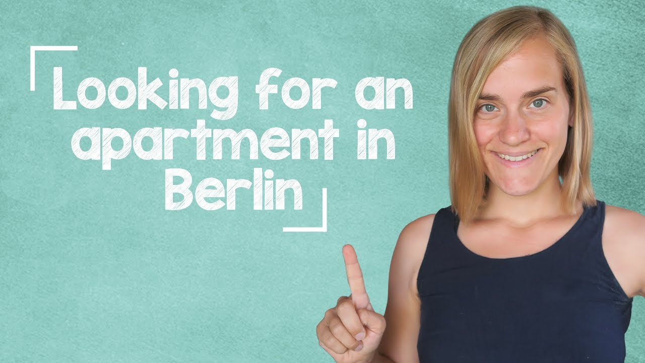 german lesson 145 jenny is looking for an apartment in berlin vocab listening a2 youtube. Black Bedroom Furniture Sets. Home Design Ideas