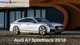 Audi A7 Sportback 2018 road test and review