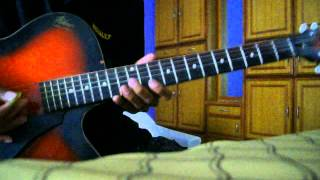 Mera Mann - Nautanki Saala song guitar lesson