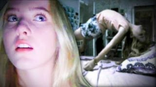 Paranormal Activity 4: Webgirl Gets Spooked!