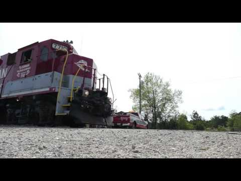 Trains are back in Horry County