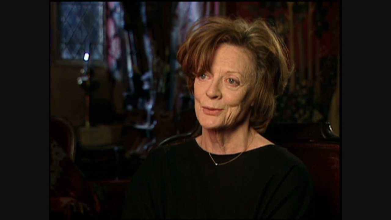 Maggie Smith talks the Stratford Shakespeare Festival ...