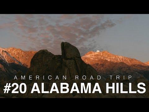 American Road Trip Journal #20: Alabama Hills