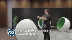 Paula, siivooja